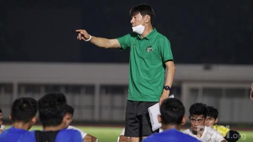 Shin Tae-yong Tetapkan 28 Pemain Timnas Indonesia
