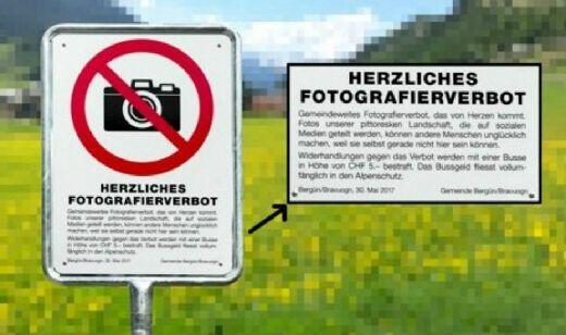 Desa Ini Dilarang Difoto karena Terlalu Indah