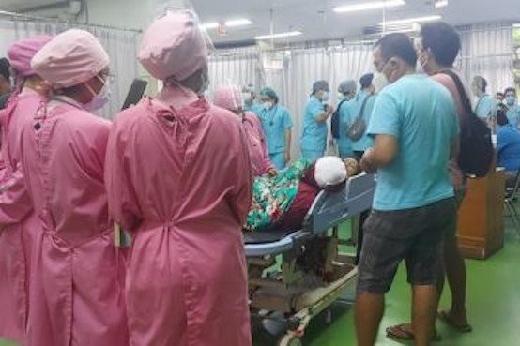 1 Orang Meninggal Dunia Keracunan Disinfektan di Lapas