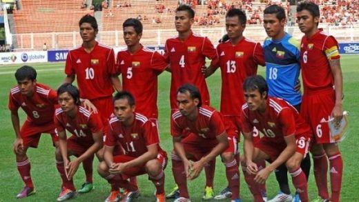 Kandaskan Thailand 1-0, Myanmar Lolos ke Final Piala AFF 2018