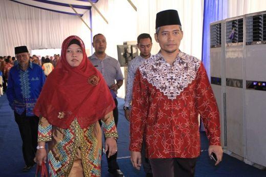 Malalui PKS, Isteri Ayat Cahyadi Mantap Menuju Senayan