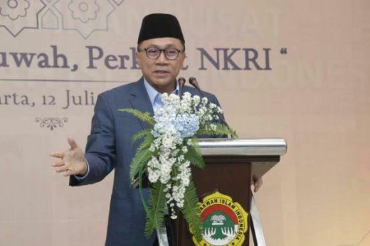 Ketua MPR Ajak LDII Ikut Jaga Persatuan di Tahun Politik