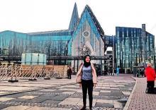 Jadi Ambasador University Leipzig, Nurul Saadah: Ayo Dapatkan Beasiswa di Luar Negeri