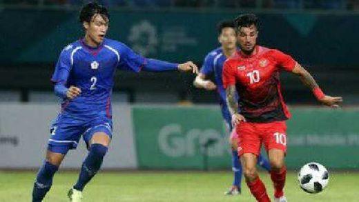 Sumbang Dua Gol, Lillipaly Jadi Bintang Laga Timnas Indonesia U-23 Vs Chinese Taipe