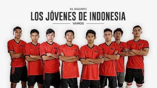 Anak-anak Muda Indonesia akan Ramaikan Kompetisi Divisi Juvenil de Honor di Spanyol