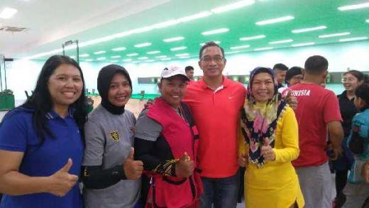 Terkait Keluhan Petembak Asian Games 2018, IOA Minta CdM Turun Tangan