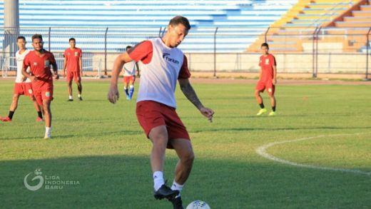 Persela Kemungkinan Tanpa Alex Dos Santos Lawan PSS