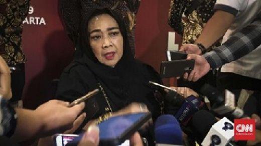 Sambil Menangis, Putri Bung Karno Minta UUD 1945 Dikembalikan ke Yang Asli