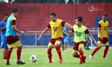 Lima Pemain Absen Latihan Perdana Persik Kediri