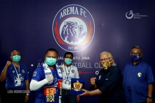 Pendiri Arema Bilang Arema FC Klub Rakyat