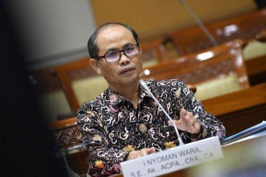 I Nyoman Wara Bantah Jadi Capim KPK Titipan Pemerintahan Jokowi