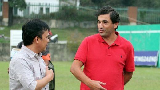 Semen Padang Datangkan Pelatih Portugal