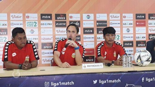Bhayangkara FC Diminta Tunjukkan Kelasnya Hadapi Bali United FC