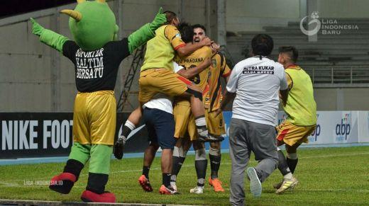 Mitra Kukar Waspadai Kebangkitan Bali United