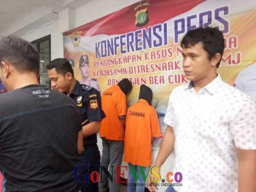 2017, Bea Cukai Bandara Soetta Ungkap 100 Kasus Termasuk Penyelundupan Sabu di Celana Dalam