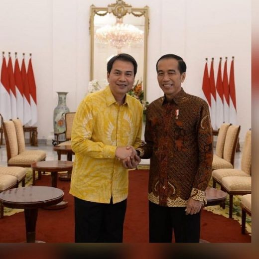Demi Generasi Sehat dan Unggul, Aziz Syamsuddin Dukung Sukseskan Program Isi Piringku