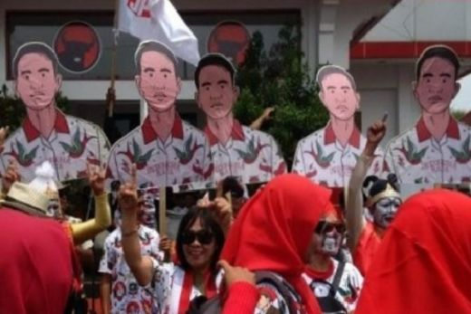 Gibran Putra Presiden RI, Sah Menjadi Balon Walikota Solo
