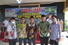 Indonesia Rumah Besar, Empat Pilar MPR harus Terus Diperkokoh