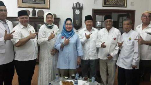 PPP Muktamar Jakarta, Resmi Deklarasi Dukung Prabowo - Sandi di Solo