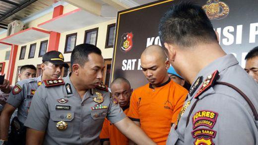 Resahkan Warga, Tiga Anggota Geng Motor Bersamurai Dibekuk Polisi