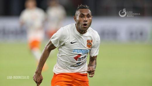 Titus Bonai Bakal Merapat ke Borneo FC