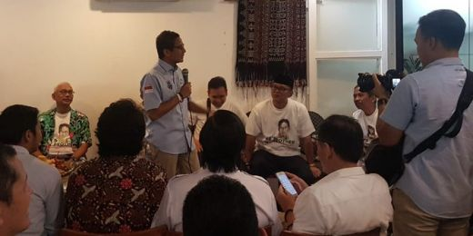 JS Prabowo: Lelaki Sejati Pantang Ingkar Janji