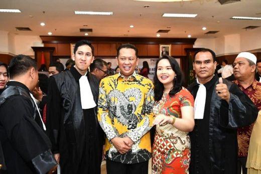 Bamsoet: Advokat Harus Jadi Pembela Hukum Berkeadilan