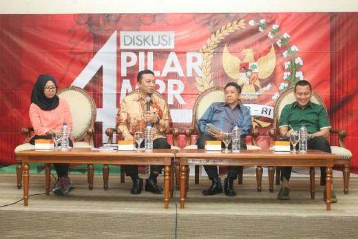 Sosialisasi Empat Pilar MPR Upaya Bersama Rekatkan Bangsa