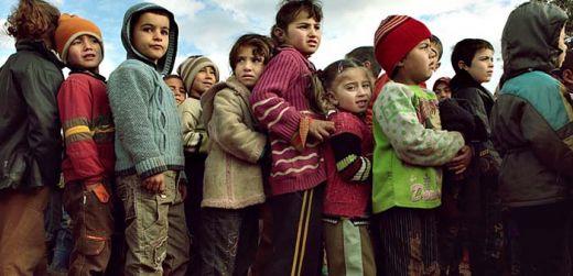 Sepanjang 2016, 652 Anak Tewas dalam Konflik Suriah