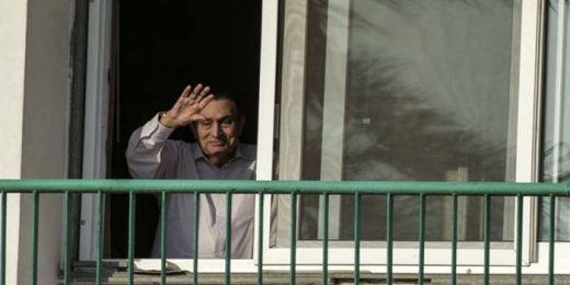Akhirnya... Mantan Presiden Mesir Hosni Mubarak Dibebaskan dari Penjara