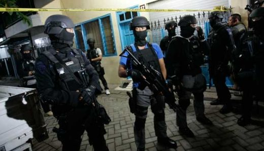 Terduga Jaringan Teroris Tolitoli Ditangkap di Kampung Inggris