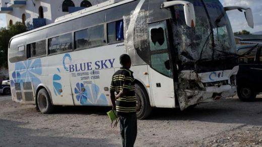 Bus Seruduk Parade Musisi Jalanan, 38 Orang Tewas, Belasan Luka-luka