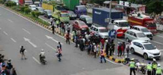 Korban Lakalantas Paling Banyak Anak SMA dan Mahasiswa