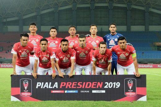 Semen Padang FC Incar Kemenangan Perdana