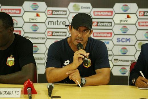 Indra Kahfi Kembali Perkuat Bhayangkara FC