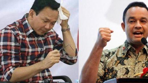Hasil Survey LSI Denny JA: Anies Baswedan Kalahkan Ahok di Pilkada DKI