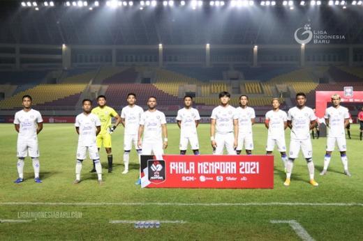 Pemain Arema FC Diminta Jaga Kondisi Fisik Selama Libur