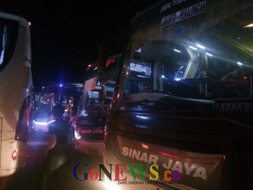 Pengusaha Bus Tidak Setuju Kebijakan Jalur Searah di Tol Trans Jawa saat Mudik