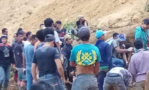 Longsor Tambang Emas Rakyat di Gunung Pongkor Kembali Telan Korban Jiwa