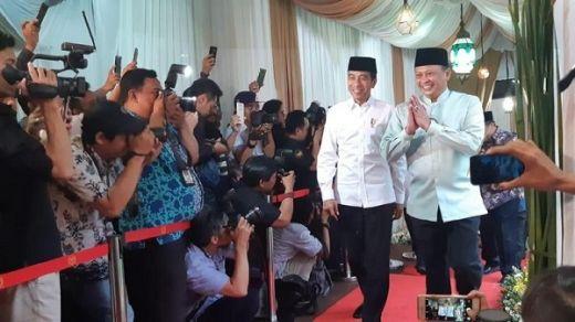 Fahri Jemput Jokowi saat Buka Bersama, Bamsoet Berbisik soal People Power