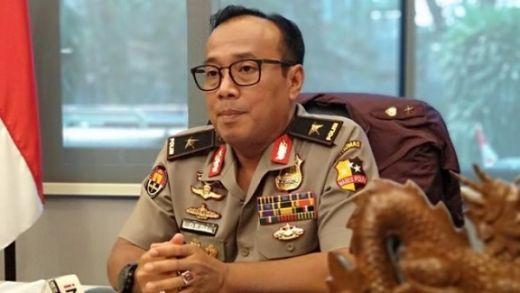 Polri Bantah Istimewakan Kasus Pengancam Jokowi Tahun Lalu