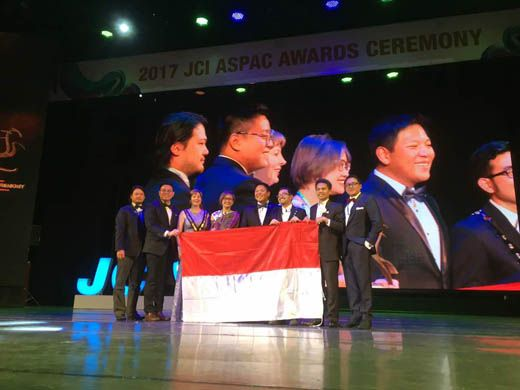 Sisihkan 21 Negara, JCI Indonesia Menangkan Kompetisi Public Speaking se-Asia Pasifik