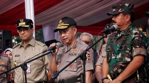 Kapolri Tito Mengaku Tak Nyaman Tangani Kasus Purnawirawan TNI