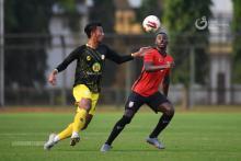 Borneo FC Akhiri TC dengan Hasil Menggembirakan