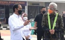 Jokowi: Ada Saatnya Saya Tentukan Arah Kapal Besar Relawan