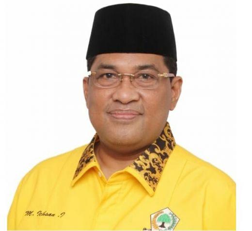 Meski Dapat Ancaman Politik, Ketua DPD Golkar Jaksel Tetep Dukung Bamsoet Gantikan Airlangga