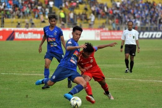 Dipermalukan Arema FC, Weliansyah Minta Maaf