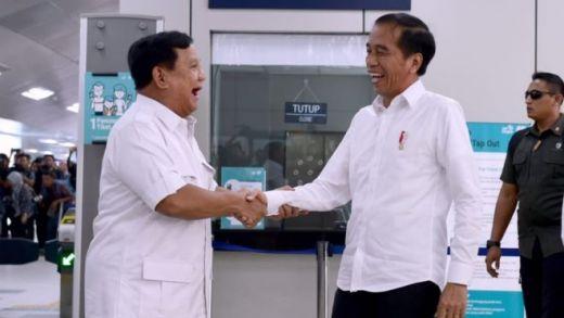 Pertemuan Prabowo dan Jokowi di MRT, La Nyalla: Sejarah bagi Anak Cucu Kita