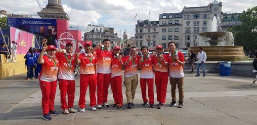 Kadek Dharmawan Ngaku Beruntung Ikui Criio Cup di London