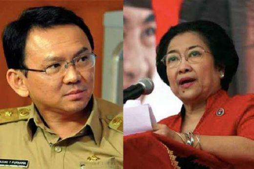 Benarkah Megawati Sudah Putuskan PDIP Dukung Ahok?